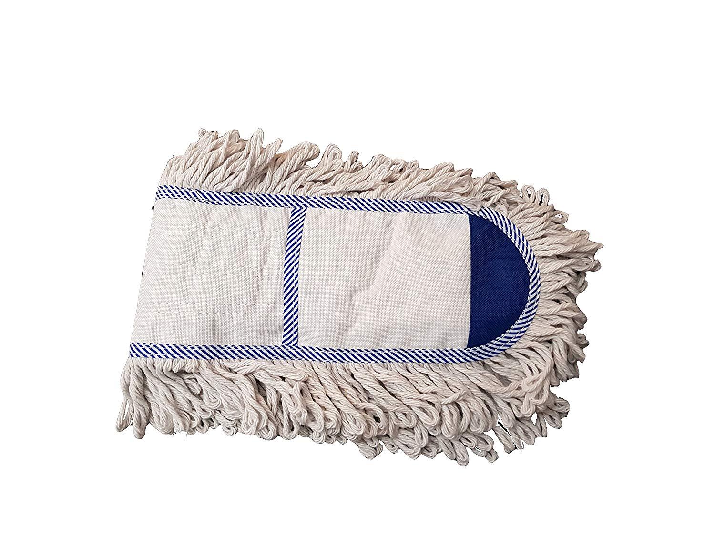 Ricambio mop professionale con tasche in Cotone cm 60
