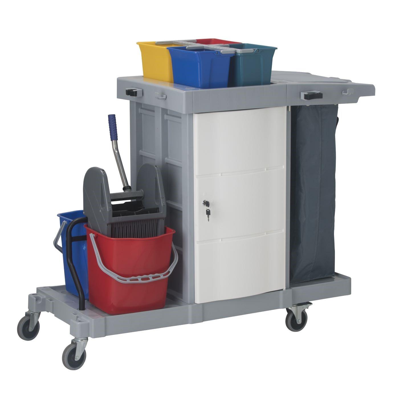 Carrello multifunzione per pulizie Safety