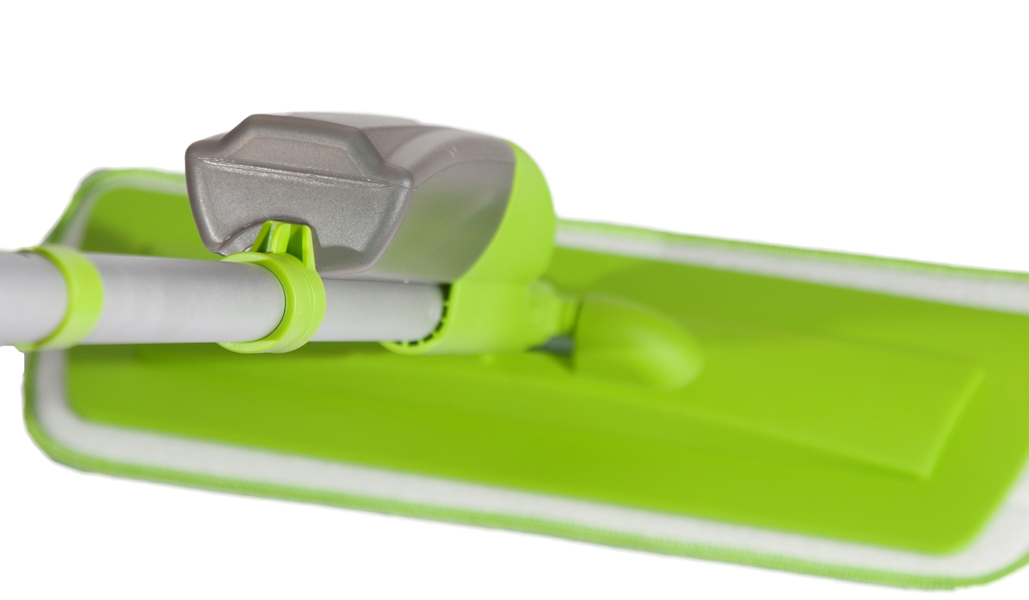 Scopa spray mop per pulire pavimenti e vetri