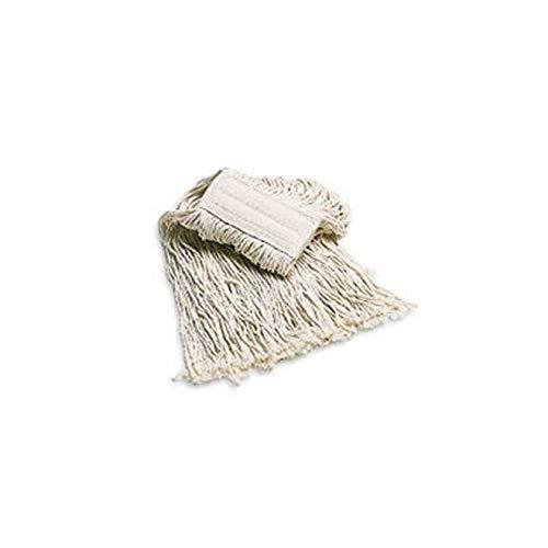 Ricambio mop professionale ed universale in cotone 400 gr. (Mocio)