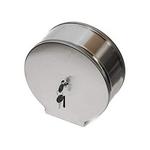Dispenser carta igienica jumbo in Acciaio INOX