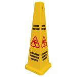 Cono Pericolo Pavimento Bagnato (Wet Floor)
