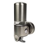 Dispenser bagno Sapone/Igienizzante da parete in Acciaio INOX