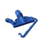 Pinza mop in nylon Blu