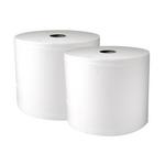 Rotolo di carta industriale Bobina Premium 2 pezzi