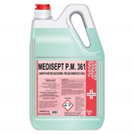 Detergente igienizzante per pavimenti da 5lt Medisept